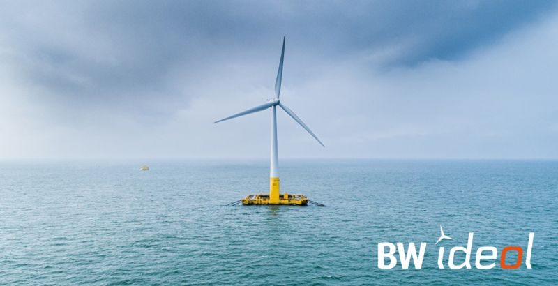 BW Offshore invests in Ideol
