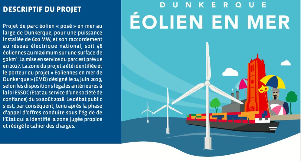 CPDP Dunkerque : Bilan présenté par Chantal Jouanno, présidente de la CNDP