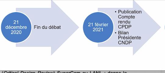 Le rapport de la CPDP Bretagne sud sera remis dimanche à Barbara Pompili, ITW de Laurent Pavard