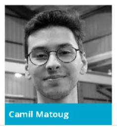 Camil Matoug raconte l'histoire de sa thèse