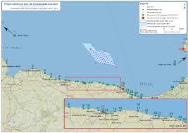 EDF Renouvelables, Enbridge et wpd ont lancé la construction du parc éolien en mer du Calvados