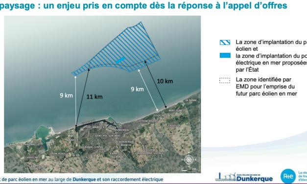 J-2. Restitution de la CPDP Dunkerque éolien en mer, projet remporté par EDF Renouvelables, Innogy SE et Enbridge