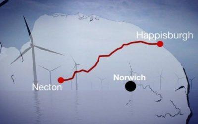 Norfolk Vanguard : Annulation du permis de construire octroyé à Vattenfall