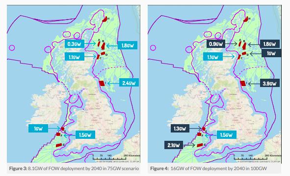 Au Royaume-Uni, l'éolien offshore flottant pourrait se passer de subventions d'ici 2030
