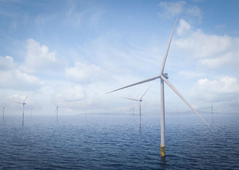 Vestas annonce une turbine de 15 MW