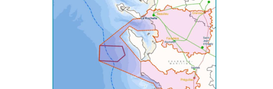 CPDP de Nouvelle-Aquitaine : «Projets éoliens au large de Nouvelle-Aquitaine»