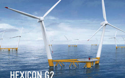 Aker Offshore Wind et Hexicon conclu un accord pour prospecter des zones pour le flottant