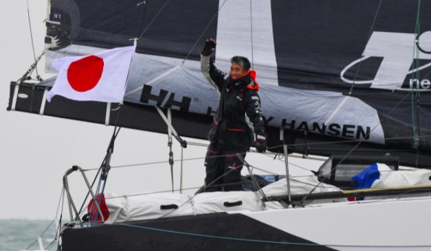 Vendée Globe : La campagne de prélèvements marins menée par Kojiro Shiraishi