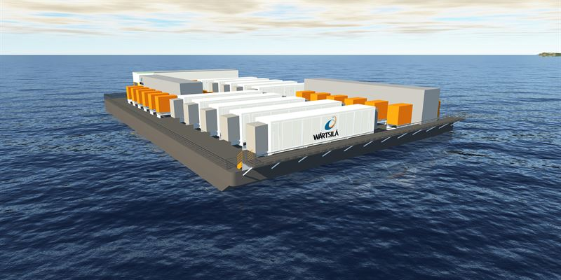 Le stockage d'énergie flottant se développe