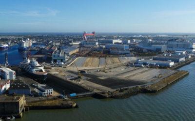 Grand Port Maritime de Nantes: Montée en puissance des EMR