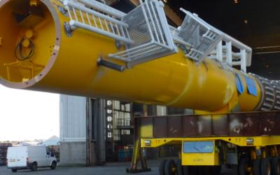 NnG, Saipem et InfraStrata annoncent un contrat majeur pour Harland & Wolff