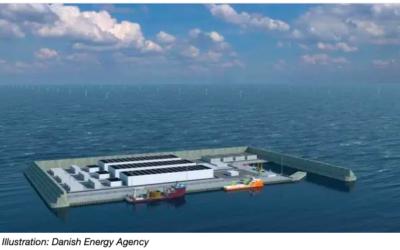 Ørsted et ATP font équipe pour l'appel d'offres de l'île énergétique de la mer du Nord