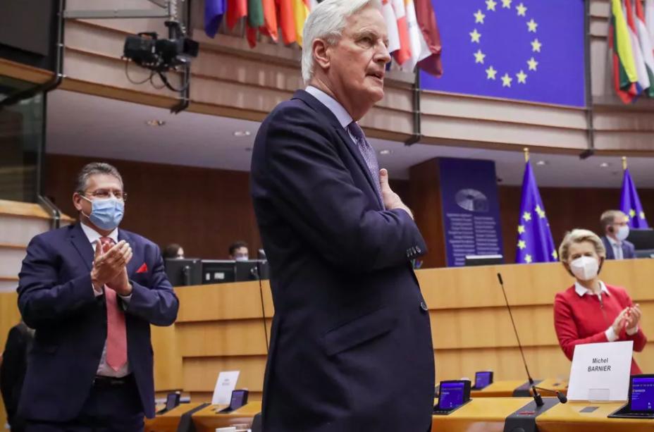 Le Parlement européen vote l'accord commercial de l'UE avec le Royaume-Uni. La pêche, toujours en ligne de mire !