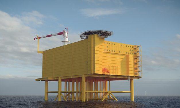 Appel d'offres pour qualifier les plateformes offshore néerlandaises