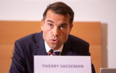 Thierry Saegeman remplace Philippe Van Troeye à la tête d'Electrabel