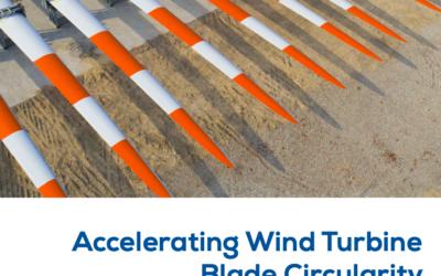 Aker Offshore Wind, Aker Horizons et l'Université de Strathclyde cherchent pour recycler les pales !