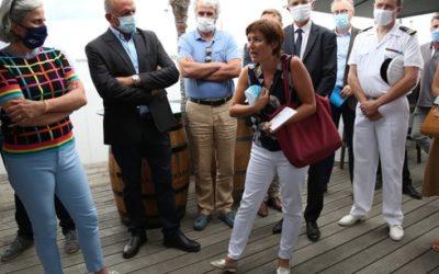 Sophie Panonacle, députée de la Gironde, élue présidente du bureau du CNML