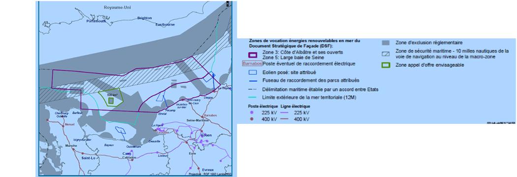 Appel d'offres éolien offshore en Normandie : FEE entend que la dynamique se maintienne