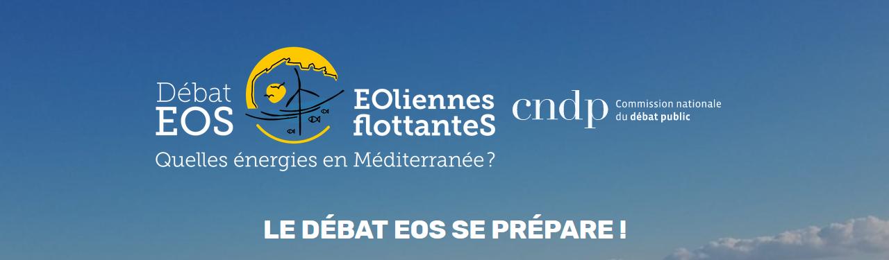 CPDP de Méditerranée – Débat EOS – EOliennes FlottanteS : Quelles énergies en Méditerranée ?