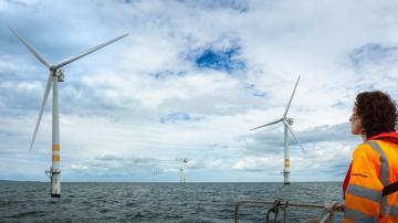 EirGrid va devenir le TSO des parcs éoliens offshore irlandais