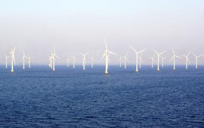 HIP Atlantic, des parcs éoliens en mer hors des zones territoriales de la Couronne britannique