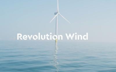 Revolution Wind sur la rampe de lancement
