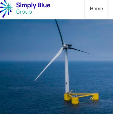 Ocergy évaluera la technologie du flotteur développé par Simply Blue Energy