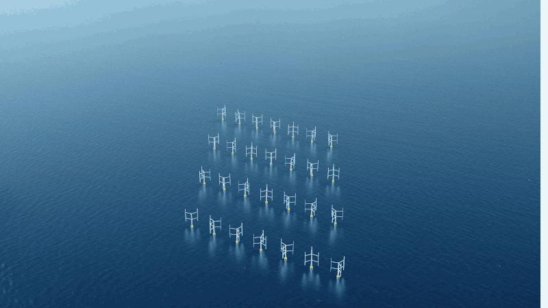 Les éoliennes à axe vertical seraient-elle plus efficaces ?