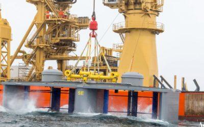 HydroQuest trouve « son partenaire » pour le raz Blanchard
