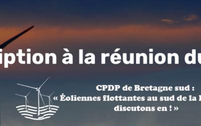 Débat public Bretagne Sud : Restitution et réponses du Maître d'ouvrages