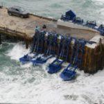 Étape significative pour le projet houlomoteur d'Eco Wave Power, en Israël