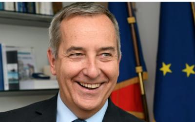 Stratégie «Grands fonds marins» français – ITV Exclusive de Denis Robin, SG Mer