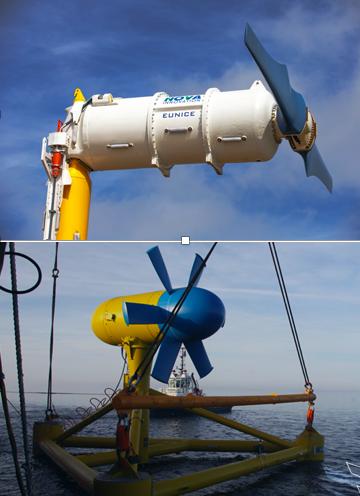 Hydrolien : Nova Innovation et SABELLA signent un accord de collaboration