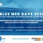 Blue Med Days du Pôle mer Méditerranée en digital