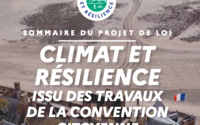 Loi Climat : Jean-Louis Bal demande un développement accéléré et soutenu des énergies renouvelables