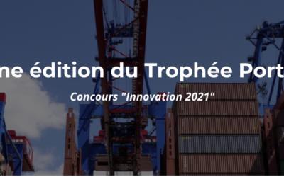 Candidatez au «Trophée Port du futur» : le dépôt des projets est repoussée au 2 Juillet.