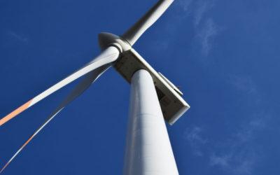 Relevés aériens pour le futur site de Valorous de TotalEnergies et Simply Blue Energy