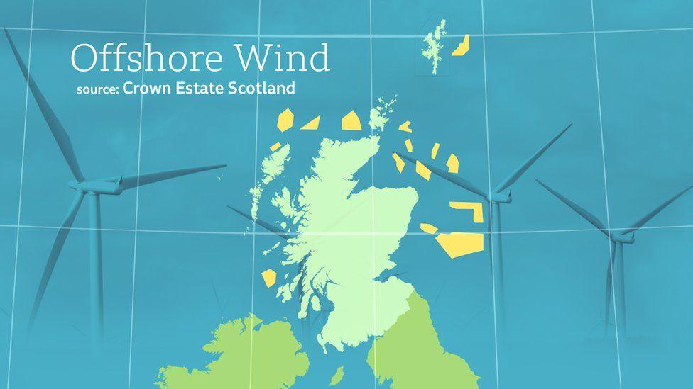 Le round ScotWind pourrait atteindre 100 000  £ ($137 810) par km²