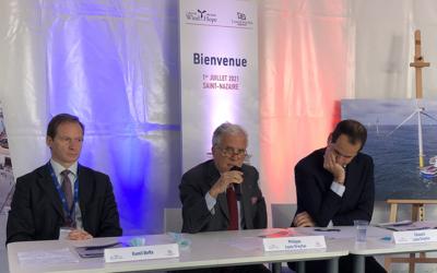 Wind of Hope : le temps de l'espoir avec le Groupe Louis-Dreyfus Armateurs