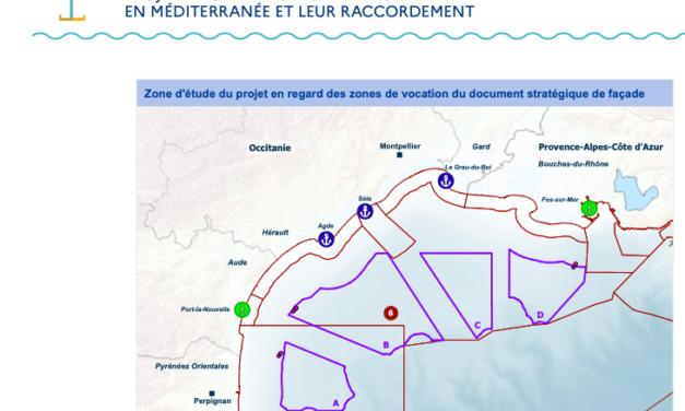 CPDP Méditerranée : Le dossier du maître d'ouvrage est en ligne