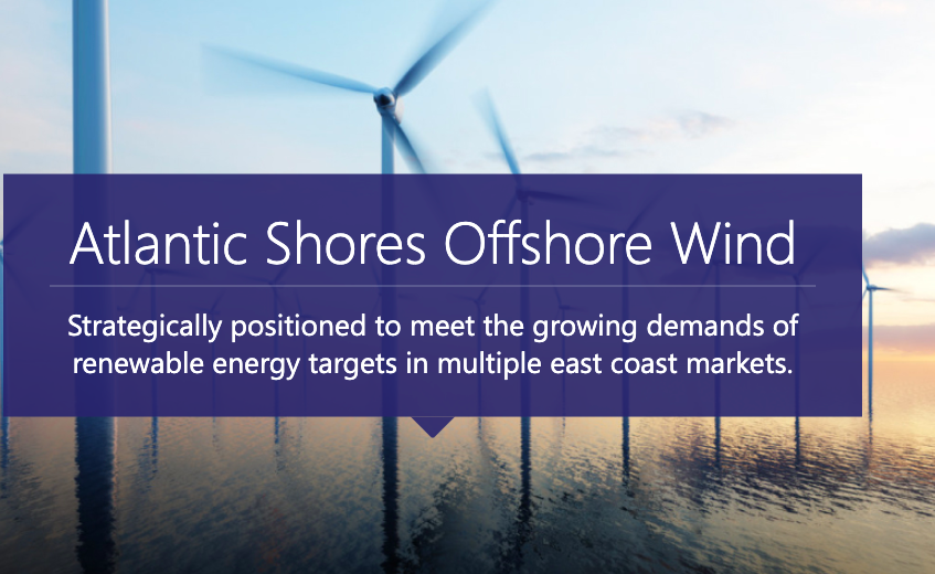 Avec Shell, EDF remporte son premier contrat éolien en mer aux Etats Unis
