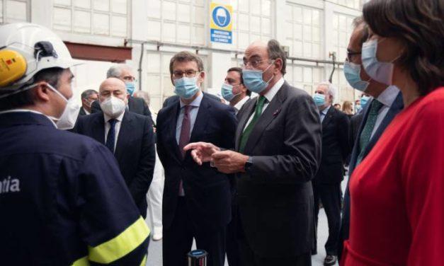 Iberdrola, Navantia et Windar annoncent un accord cadre pour la fabrication de monopieux