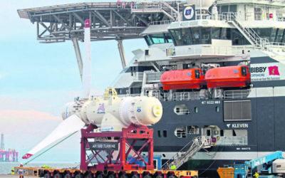 Simec Atlantique en meilleure position financière