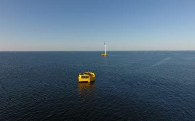 DNV va étudier le projet d'hydrogène vert de Lhyfe et Centrale Nantes
