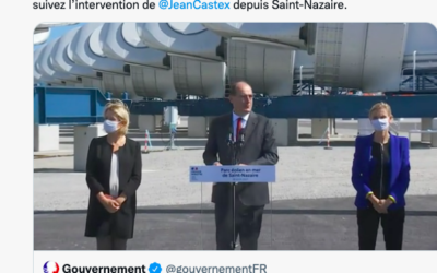 Jean Castex : rien ne vaut le terrain !