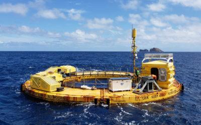 Houlomoteur : Le Hawaii Natural Energy Institute de UH Manoa, reçoit à nouveau des subventions