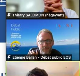 Le débat public Méditerranée s'approprie une des faces de la transition énergétique
