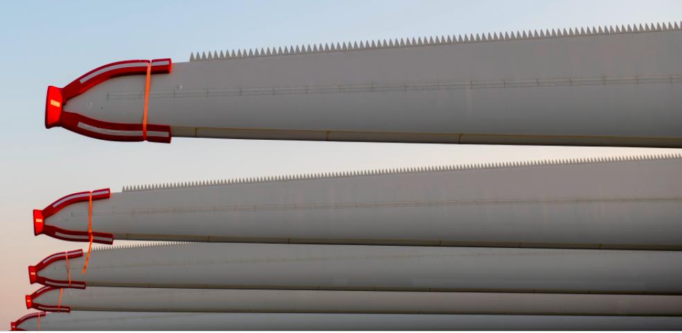 Siemens Gamesa annonce d'ici 2030 une pâle entièrement recycable pour l'éolien en mer