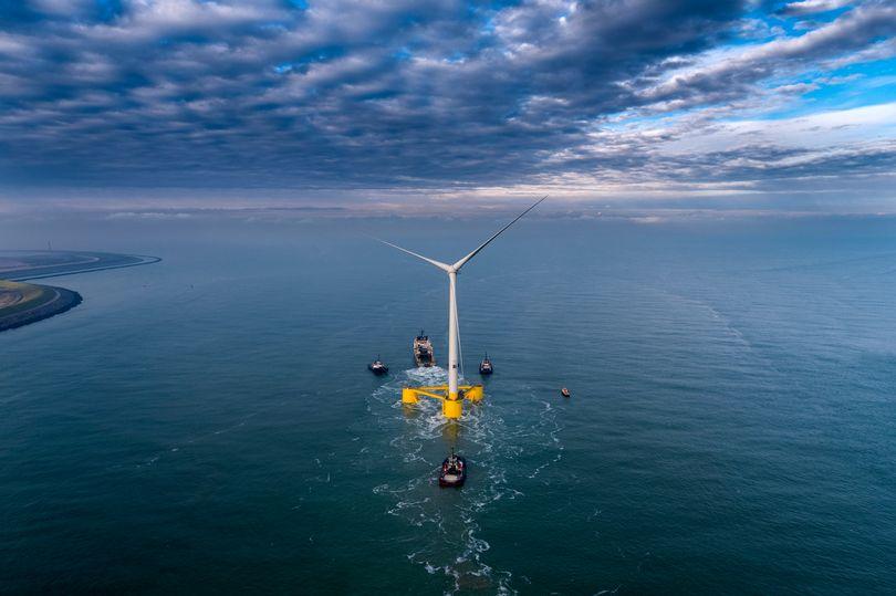Kincardine entre en service et vend la totalité de sa production d'électriicité