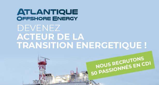 Chantiers de l'Atlantique va recruter 50 nouveaux collaborateurs pour les EMR